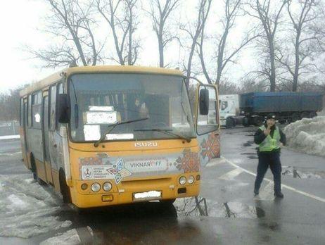 ВНиколаеве шофёр маршрутки управлял транспортом всостоянии наркотического опьянения