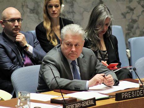 Ельченко наСовбезе ООН: Российская Федерация прибегает кэскалации, когда ейудобно