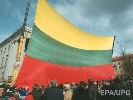 МИД: Литва будет добиваться санкций доуходаРФ изУкраины