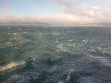 На английские острова обвалился шторм «Дорис»