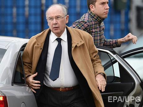 Экс-глава МВФ Родриго Рато осужден на4,5 года замошенничество