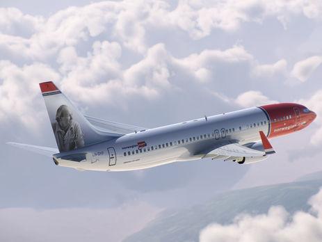 Норвежская авиакомпания запускает рейсы вСША всего за65 долларов