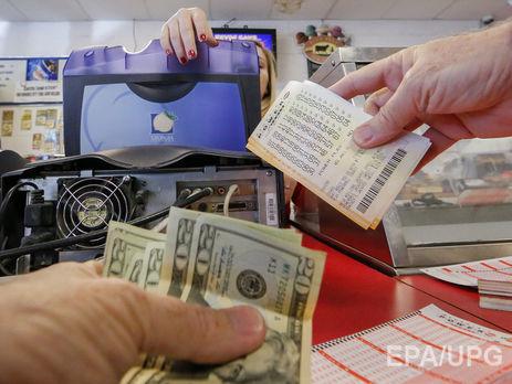 Американец выиграл в лотерее Powerball $435,3 млн