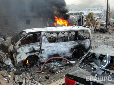 В итоге теракта вЙемене погибли 5 солдат