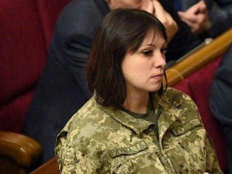 Депутат Рады обвинила Савченко впризыве кгосперевороту