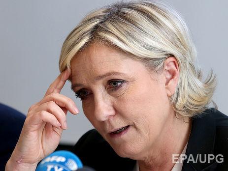 Французская «подруга Путина» неявилась надопрос