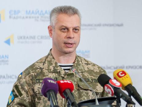 Штаб АТО: Боевики снова усилили обстрелы Авдеевки