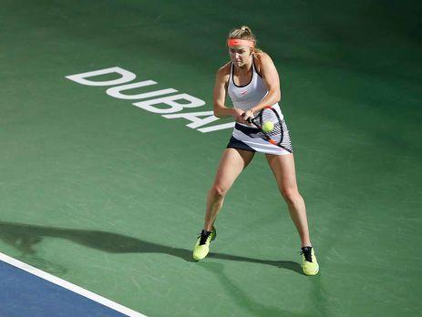 Свитолина выиграла 12-й матч подряд и впервый раз войдет в 10-ку