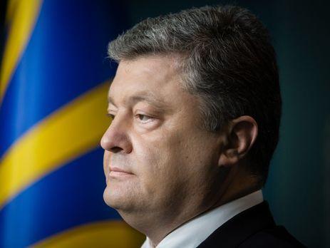 Порошенко пообещал «поддержку» жителям Крыма