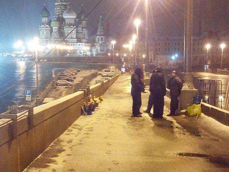 Михаила Касьянова облили зеленкой на«марше Немцова»