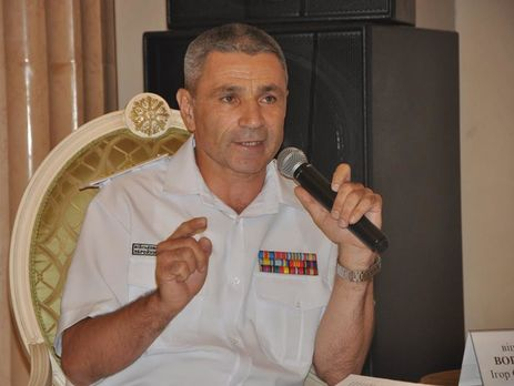 ВКрыму украинские корабли используют как доноры для суден Черноморского флота