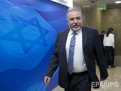 Министр обороны Израиля предложил сделать союз против Ирана
