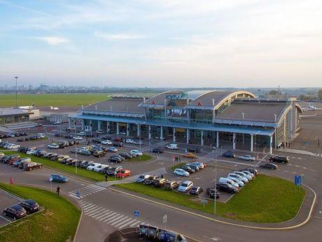 Аэропорт «Киев» закроют кконцу весны на10 дней из-за ремонта