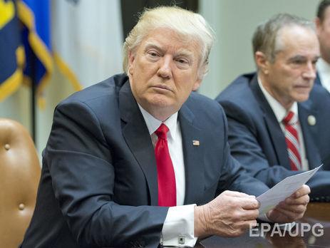 Дональд Трамп отложил подписание нового иммиграционного указа