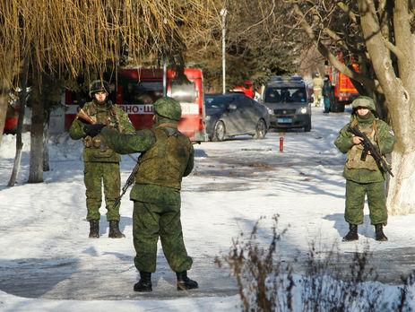 Женщина получила ранениt впроцессе обстрела Красногоровки