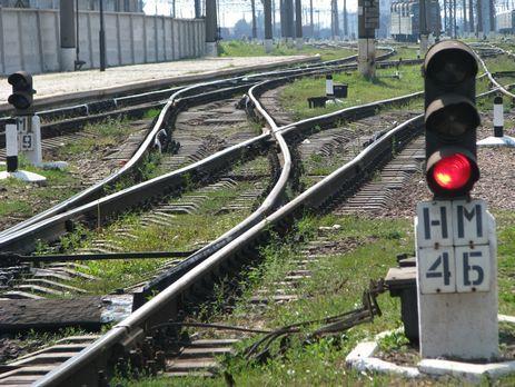 Копатели янтаря повредили железную дорогу вРовенской области