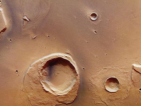 Ученые отыскали подтверждения потопа наМарсе