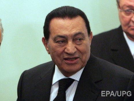 Суд Египта снял последние обвинения сХосни Мубарака