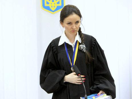 Высший админсуд отказал вудовлетворении иска судьи Царевич нанезаконность увольнения
