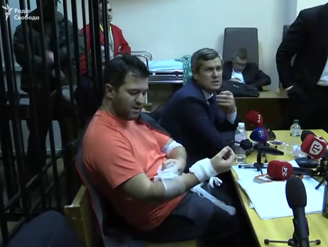 Суд вКиеве арестовал руководителя национальной фискальной службы Украины Романа Насирова