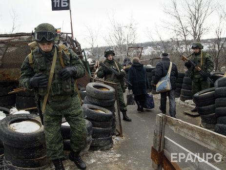 Боевики подорвались на своем минном поле