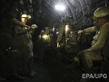 Волынец: Шахтеры «Львовуголь» прекращают отгрузку угля из-за долгов по заработной плате