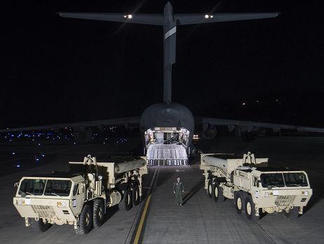 США разворачивают систему ПРО вЮжной Корее для защиты отКНДР