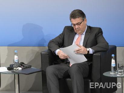Германия сообщила оготовности поэтапно снять санкции сРФ