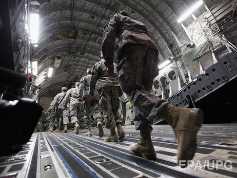 Сражаться сИГИЛ* вКувейте будет дополнительный контингент военных США