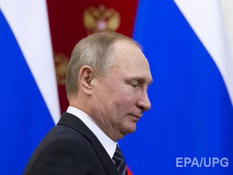 Половина правонарушений в РФ остаются нераскрытыми— Путин