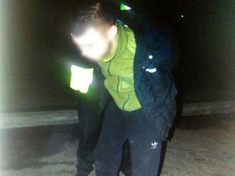 ВКиеве милиция задержала военнослужащего с резервом боеприпасов