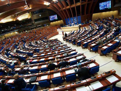 РФвПАСЕ требовала поменять правила для своего возвращения вАссамблею,— Арьев