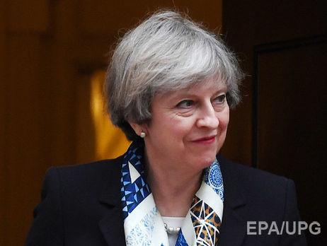 Парламент Англии наделил Мэй полномочиями запустить процедуру Brexit