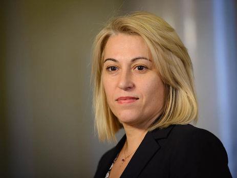 Депутат Верховной Рады отСамопомощи объявила осложении полномочий