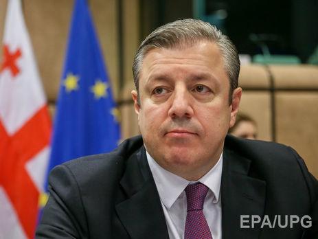 Премьер Грузии обвинил «политические силы» вбеспорядках вБатуми