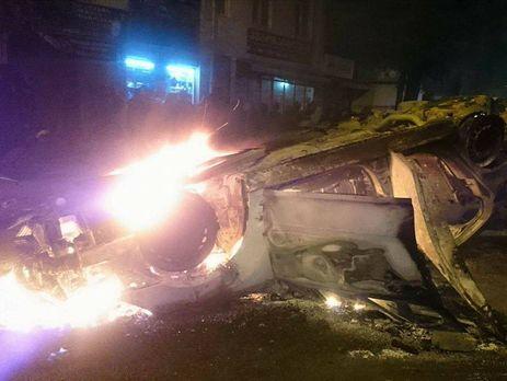 ВБатуми впроцессе беспорядков пострадали неменее 20 человек