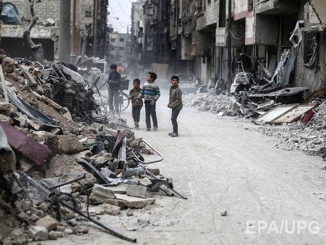 ООН: В 2016-ом вСирии убито 650 детей