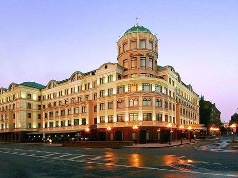 ВДонецке боевики захватили элитные отели, которые принадлежат Ахметову