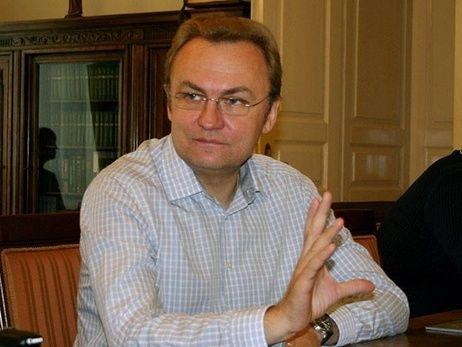 Луценко неисключил, что Садового посадят за сор