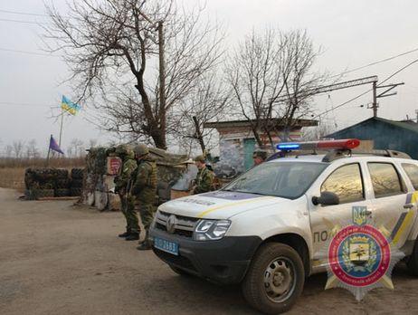 Украинские власти создадут дополнительные блокпосты вДонбассе
