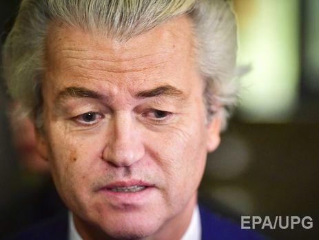 Партия Рютте получит 33 места впарламенте Нидерландов