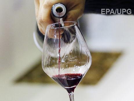 Вино как продукт питания больше невсписках спиртных напитков Молдавии