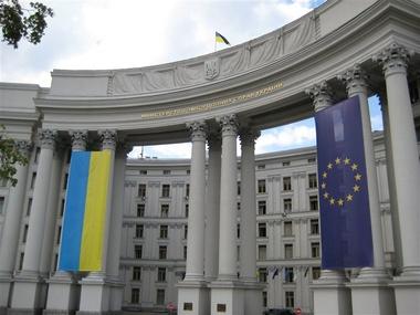 МИД Украины напомнил России о требованиях международного права