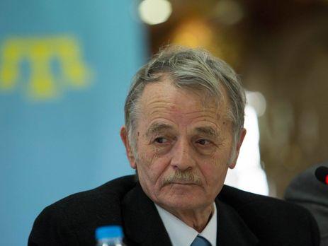 Слова Савченко поКрыму шокируют меня. Онаже неполитик— Джемилев
