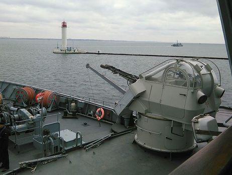 Корабли НАТО вместе с украинскими начали тренировки типа PASSEX