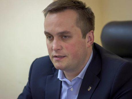 Холодницкий поведал о опросе поскайпу беглого Онищенко