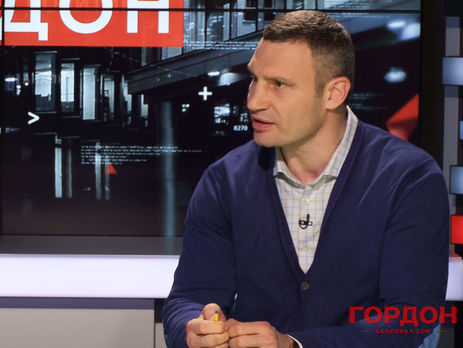 Виталий Кличко вскором времени  выпустит книгу собственных  изречений