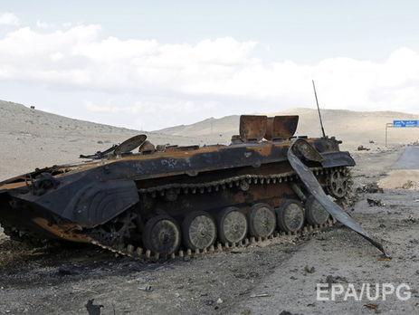 Активисты: вбоях заПальмиру погибло поменьшей мере 10-ти русских наемников