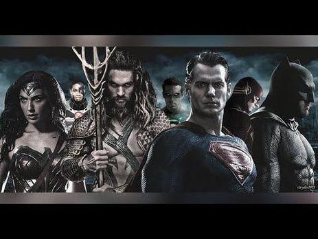 Состоялась премьера первого трейлера фильма «Лига справедливости»