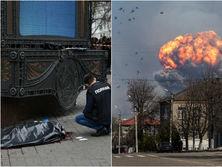 В Киеве убили Вороненкова, пожар и взрывы на арсенале в Харьковской области. Главное за день